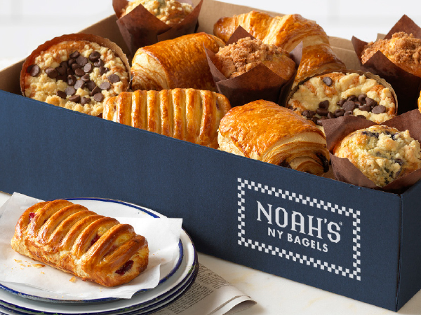 Noah's Bagels Catering Program