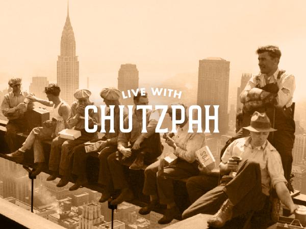 Noah's Bagels Live with Chutzpah