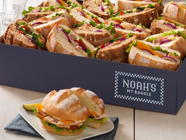 Noah's Bagels Catering